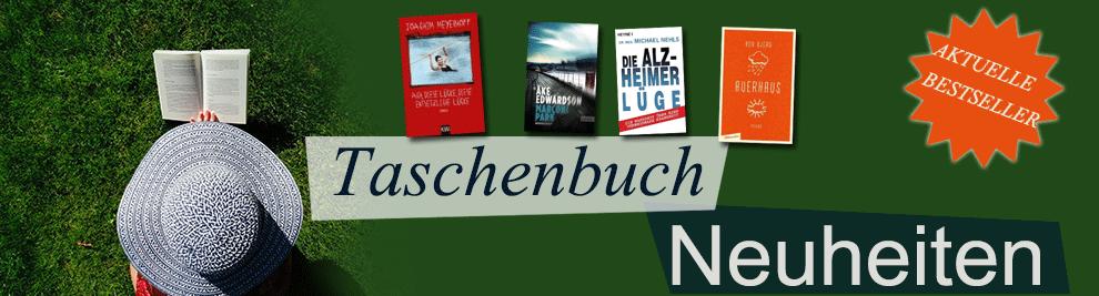 Taschenbuch-Neuheiten